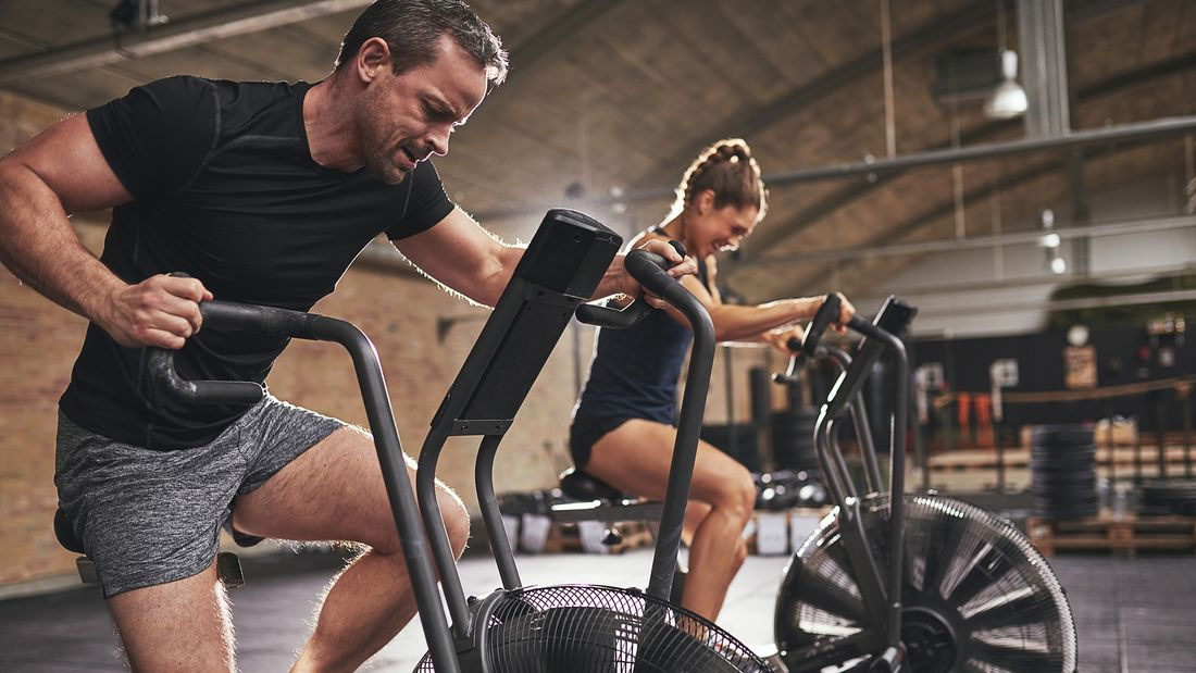 Wieder ins Gym oder nicht?