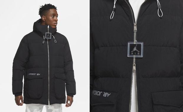 Wintermantel Sale SS21 / Jordan