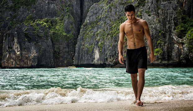 Wir machen Sie fit für den Urlaub am Strand