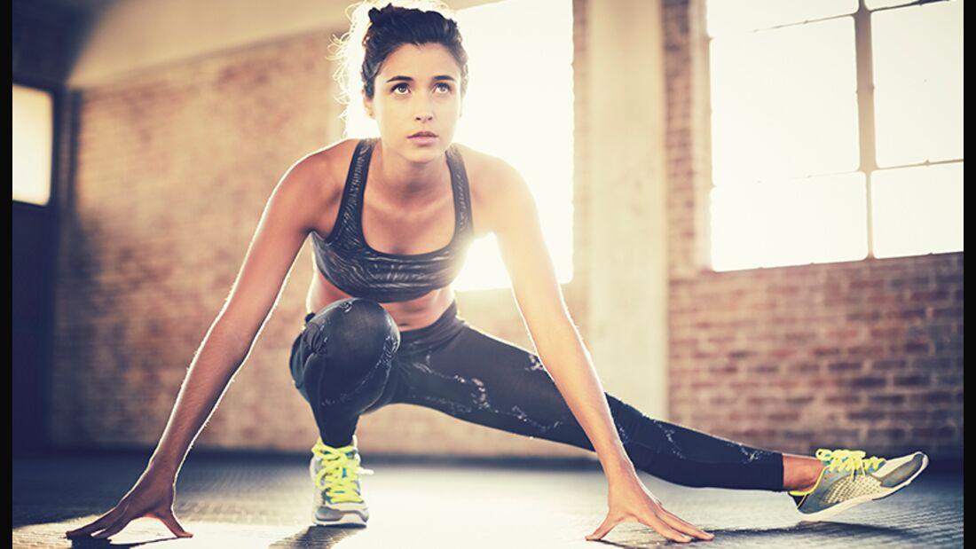 Women's Health Personal Trainer App