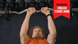Workout-Video 5 Arm-übungen
