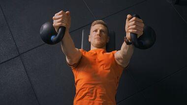 Workout-Video Brust-Übungen