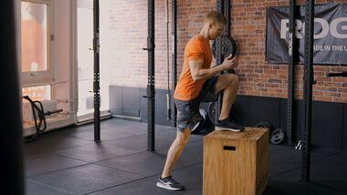 Workout-Video Supersatz-Kombis