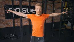 Workout-Video schmerzfreie Schultern Schulterschmerzen