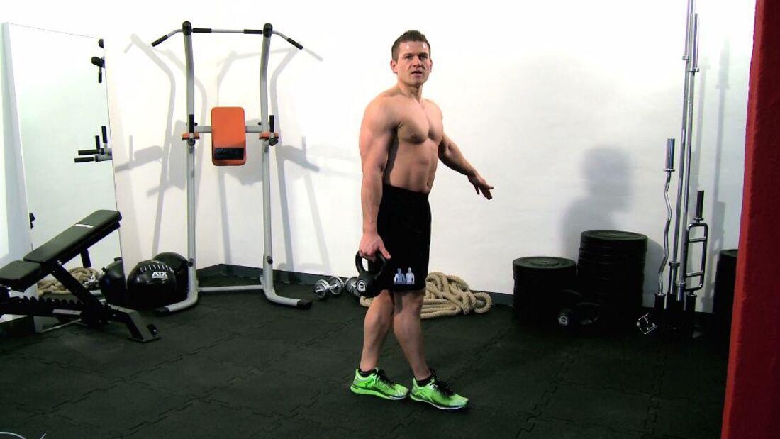 Workout der Woche – Gesundheits-Gains