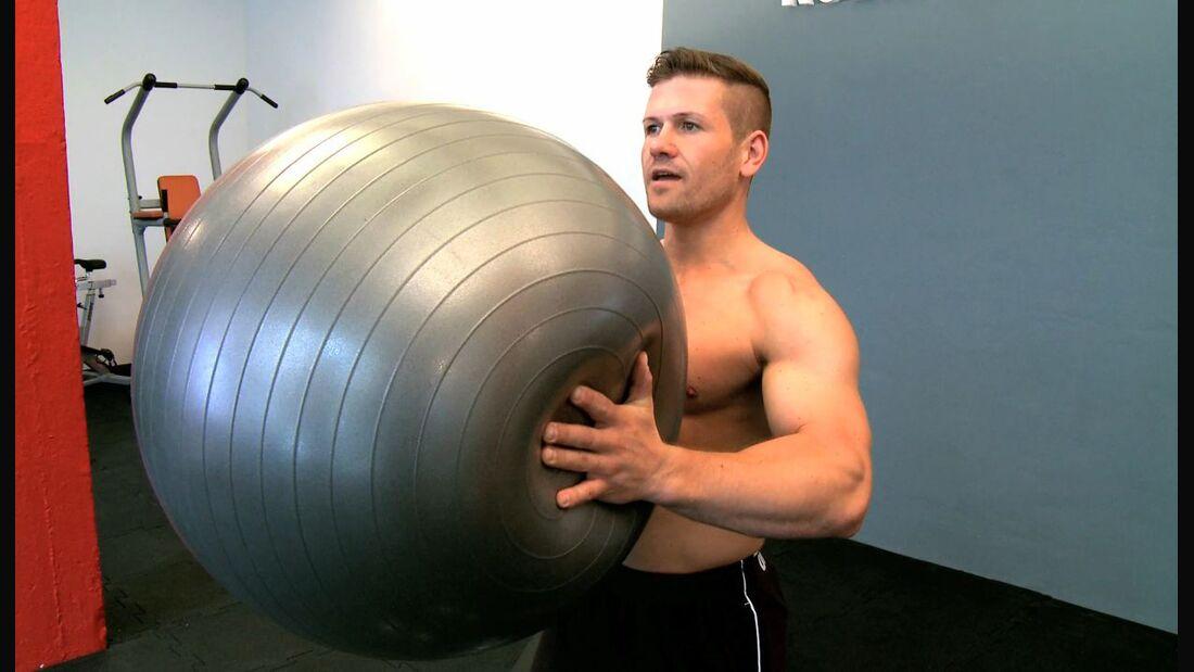 Workout der Woche – Innerer Brustanteil