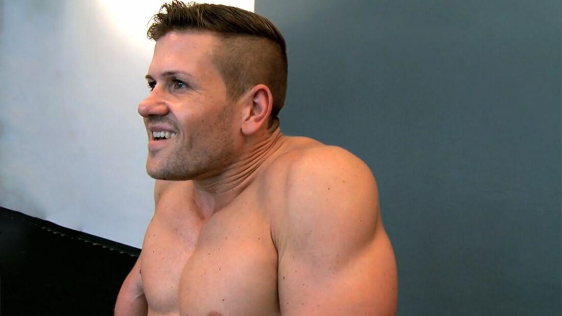 Workout der Woche – Massiver Nacken