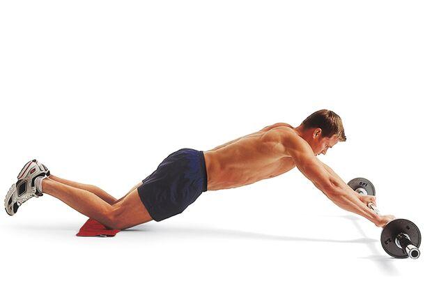 Workout für bessere Körperhaltung