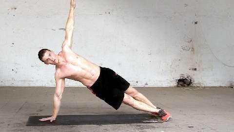 Workout für den Rumpf: 100 Tage Bodyweight-Training