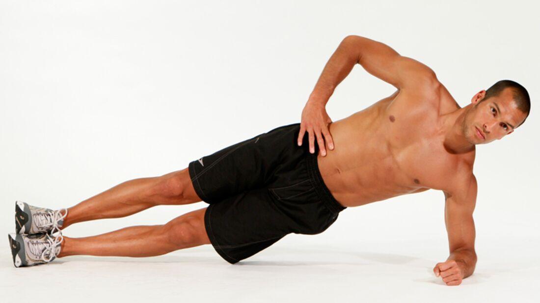 Workout gegen Sportverletzungen
