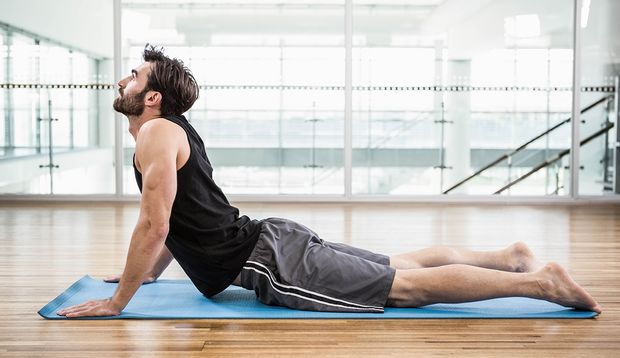Yoga-Kobra