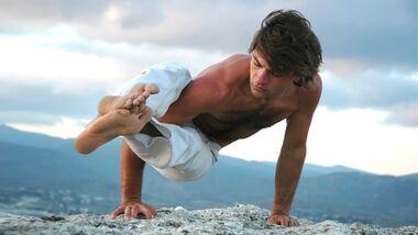 Yoga für Männer