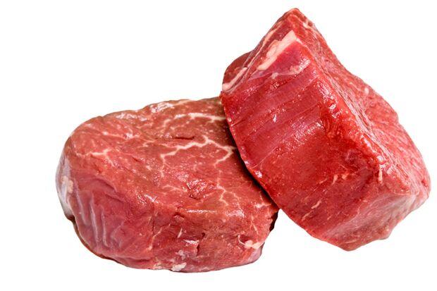 Zur guten Sporternährung gehört Rindfleisch