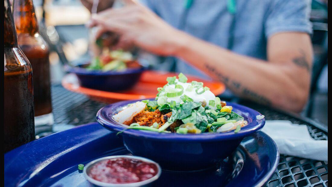 Zwischenmahlzeiten sind der neue Trend