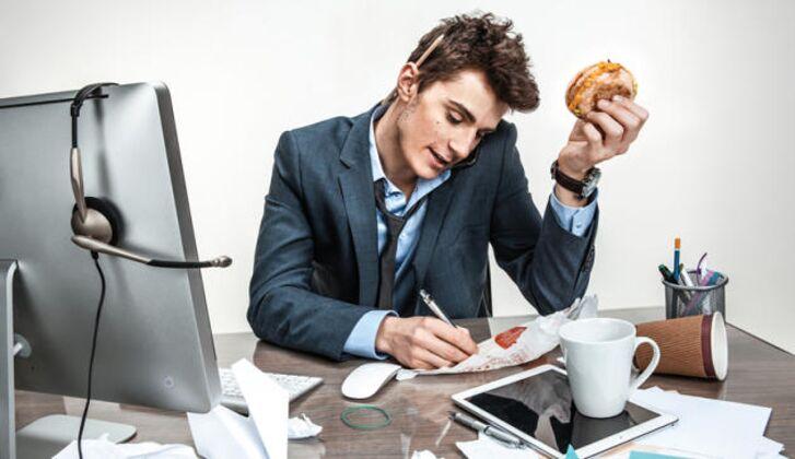 So sieht ein gesundes Mittagessen aus | MEN'S HEALTH