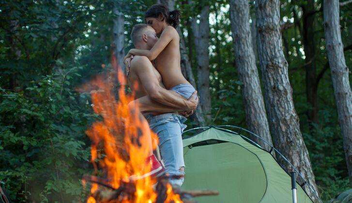 hatten sie schon einmal outdoor sex